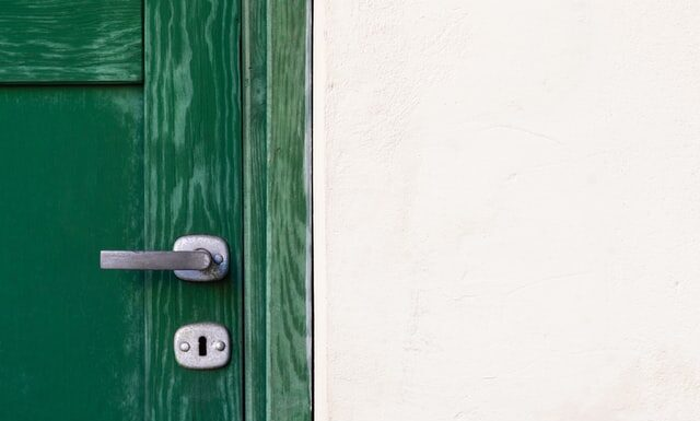 Can you drill out a door lock?